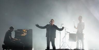 U2 at MTV EMA's 2014 Show
