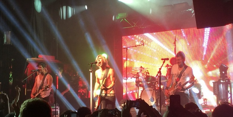 Marianas Trench & Ivy Levan Irving Plaza NYC Concert Review