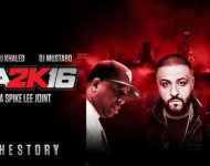 DJ Premier, DJ Khaled and DJ Mustard will all contribute to the NBA 2K16 soundtrack.