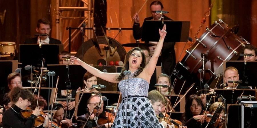 Anna Netrebko, Yusif Eyvazov Premiere at Beiteddine Art Festival, Aug. 27