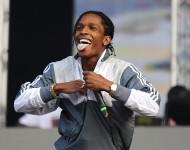 A$AP Rocky New Look Wireless Festival 2015