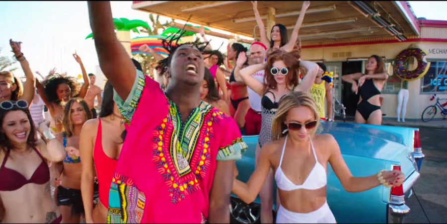 Afrojack Mike Taylor Summerthing! Music Video