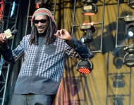 Snoop Dogg at Firefly Music Festival 2015