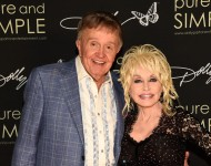 Bill Anderson and Dolly Parton