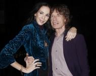 L'Wren Scott and Longtime Boyfriend Mick Jagger