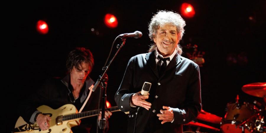 Bob Dylan at Critics' Choice Movie Awards