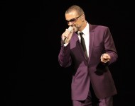 George Michael in 2012