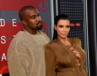 Kanye West at the 2015 VMAs