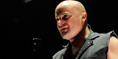 Disturbed singer David Draiman