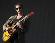 Hozier performs at V Festival, 2015