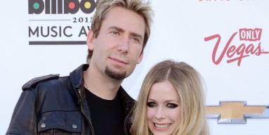 Avril Lavigne and Chad Kroeger Reunite in L.A. Three Months After Announcing Their Break Up