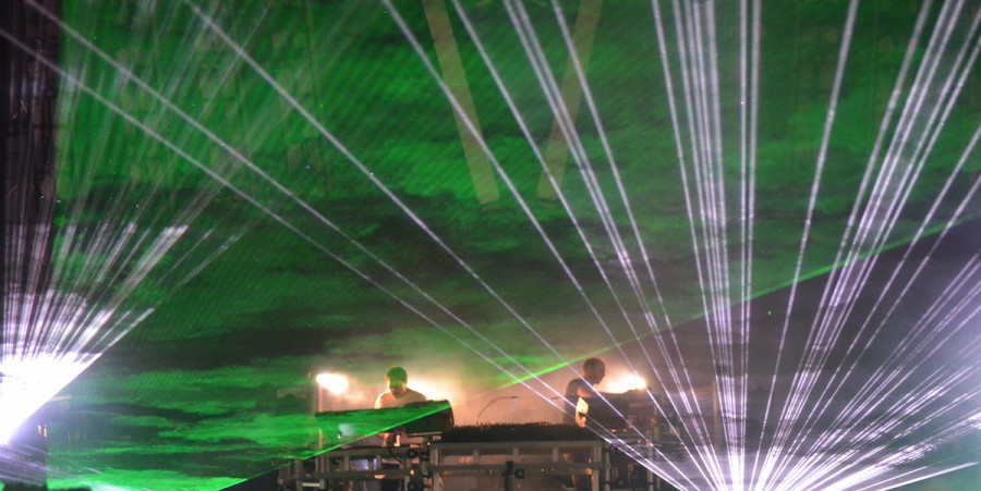 The Chemical Brothers Electric Zoo 2015