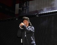 The Weeknd at 'Made In America 2015'