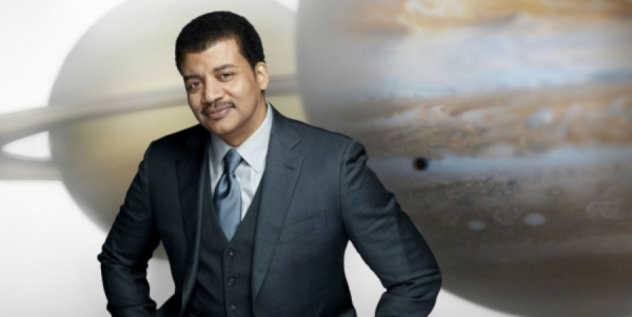 Sage Advice: Neil DeGrasse Tyson and his Show 'Cosmos' Look at Soundwaves and Examine Carl Orff's 'O Fortuna' as Example