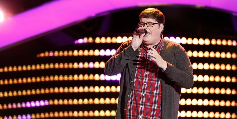 Jordan Smith auditions on 'The Voice' Season 9 Premiere