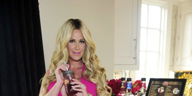 Kim Zolciak Teams Up with Mama Walker's Breakfast Inspired Liquuers To Celebrate National Breakfast for Dinner