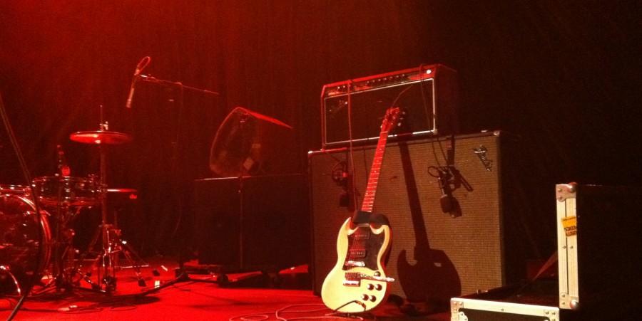 Dylan Baldi's Gibson SG