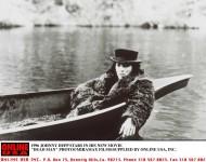 Johnny Depp in 'Dead Man,' scored by Neil Young