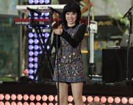 Carly Rae Jepsen performs on 'TODAY,' 2015