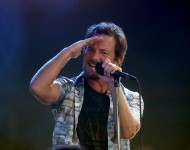 Eddie Vedder of Pearl Jam salutes you for helping save the Neve.