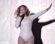 Beyonce performs onstage during 2015 Global Citizen Festival to end extreme poverty by 2030 in Central Park on September 26, 2015 in New York City.