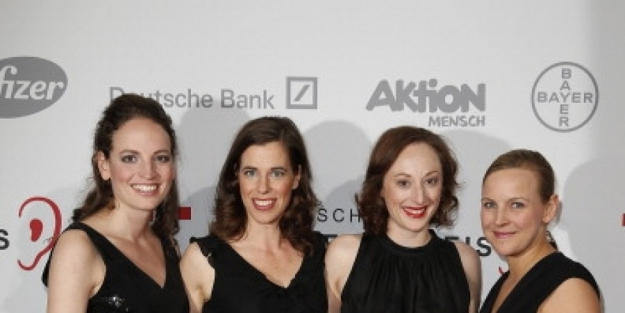 Viral Vixens: German Quartet Salut Salon Dominate YouTube Channels with Deliciously Humorous Idiosyncratic Performance