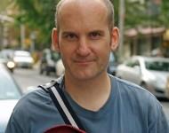 Ian MacKaye of Minor Threat/Fugazi