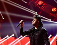 Singer The Weeknd performs at the 2015 iHeartRadio Music Festival at the MGM Grand Garden Arena on September 19, 2015 in Las Vegas, Nevada.