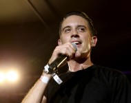 G-Eazy performs onstage at the Samsung Milk Music Lounge on March 18, 2015 in Austin, Texas.