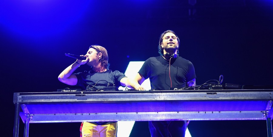 Axwell and Ingrosso 2015 Budweiser Made in Americ