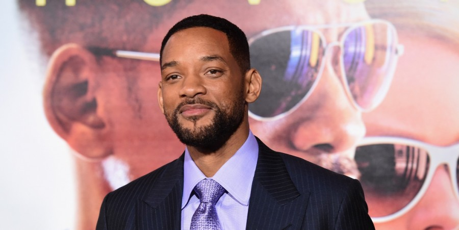 Will Smith attends the ' 'Focus' premiere at TCL Chinese Theatre on February 24, 2015