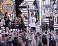 One Direction Performs on ABC's Good Morning America