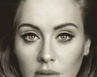 Adele, '25' Album Artwork