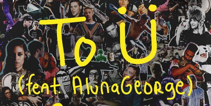 Jack U Alunageorge To U Remixes
