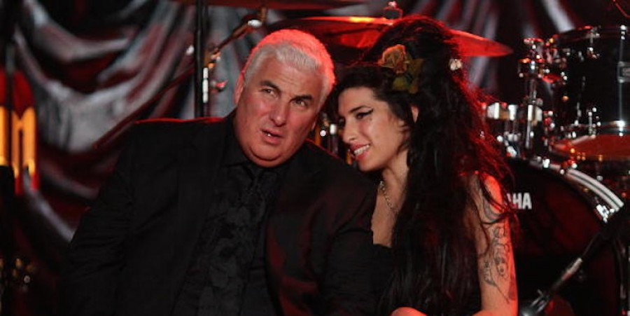 Mitch, Amy Winehouse