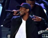 Kendrick Lamar at iHeartRadio Music Awards