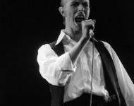 David Bowie as the Thin White Duke, 1976