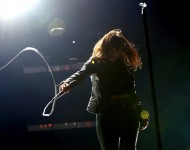 Lauren Mayberry, Getty Images