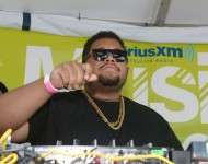 Carnage performs live at the SiriusXM Music Lounge on March 26, 2014