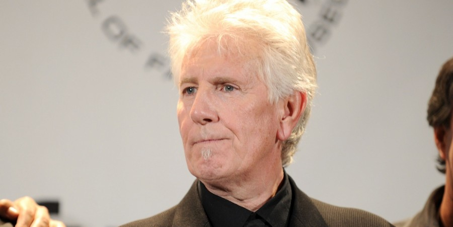 Graham Nash attend the 25th Annual Rock And Roll Hall of Fame Induction Ceremony at the Waldorf Astoria on March 15, 2010