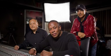 Dr. Dre: 'I have one million dollars for every one of these buttons.'