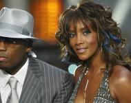 50 Cent and Vivica A. Fox