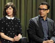 SAG Foundation Presents Conversations With Portlandia's Fred Armisen And Carrie Brownstei