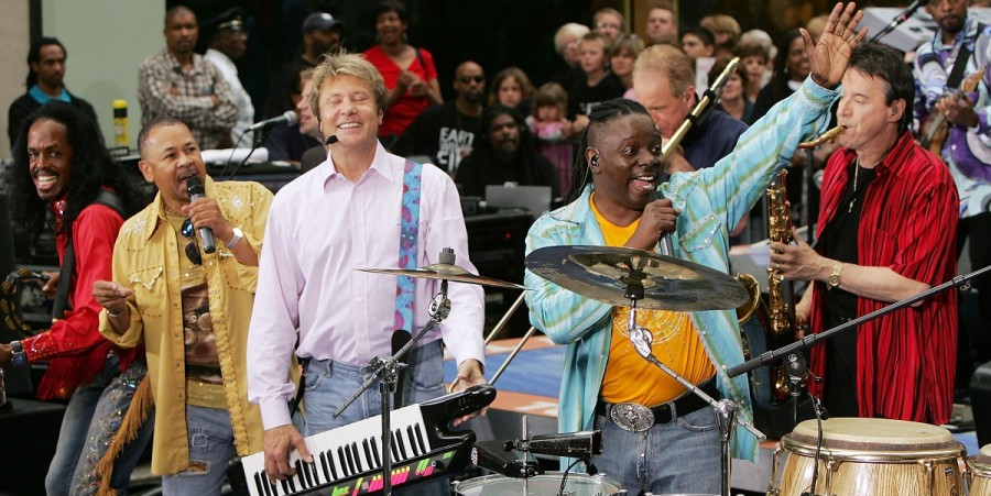 Chicago + Earth, Wind & Fire, Getty Images