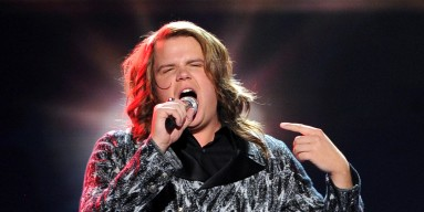 "Caleb Johnson, ""American Idol"" season 13 winner."