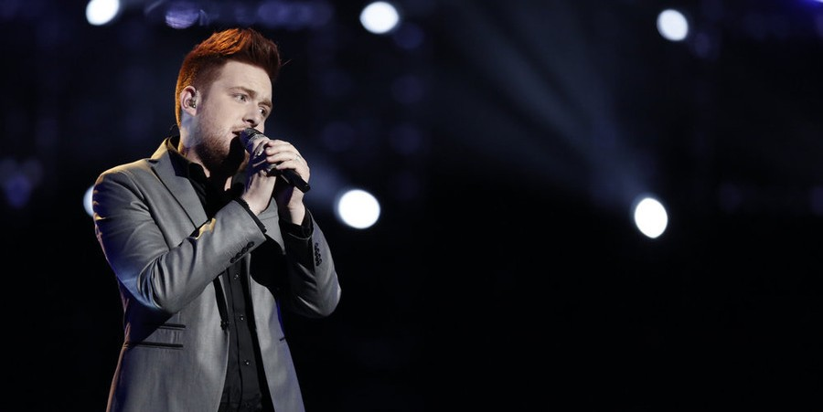 Jeffery Austin performs 'Dancing on My Own' on 'The Voice'