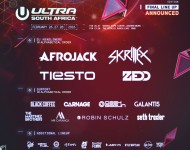 Ultra South Africa 2016 Lineup