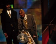 Tupac Shakur attended the MTV Music Awards Three Days Before He Was Shot