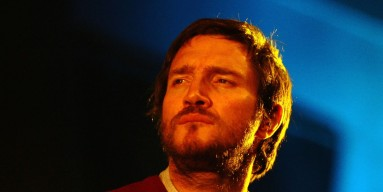 John Frusciante of the Red Hot Chili Peppers performs during a concert at Federation Square