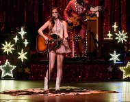 Kacey Musgraves performs in New York City